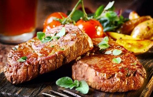 Succulent Flank Steak